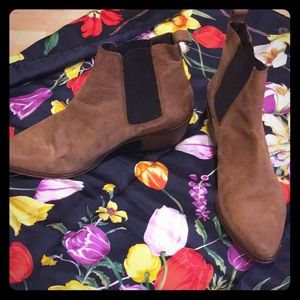 Buffalo London ankle boots